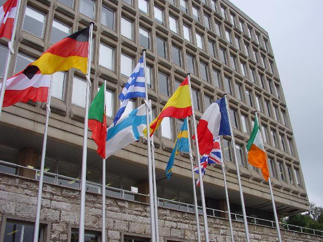 standaard vlaggen