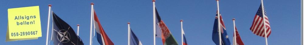 vlaggen top